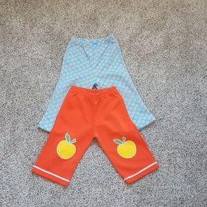70's Vintage Toddler Pants Bundle